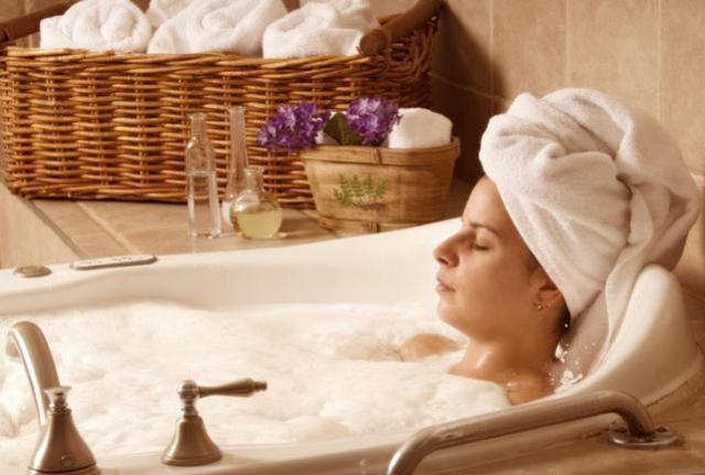 O que um bom banho pode fazer pelo seu bem-estar?