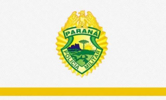 Uma pessoa acabou baleada após agredir policial em Juranda neste sábado, 16