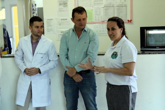 Novos médicos já estão atendendo nas Unidades Básicas de Saúde