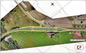Moderna Rodovia será implantada na PR-180 entre Quarto Centenário e Goioerê
