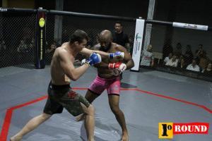 Goioerense participante do Bolsa Atleta é Campeão em Evento Profissional de MMA em Curitiba