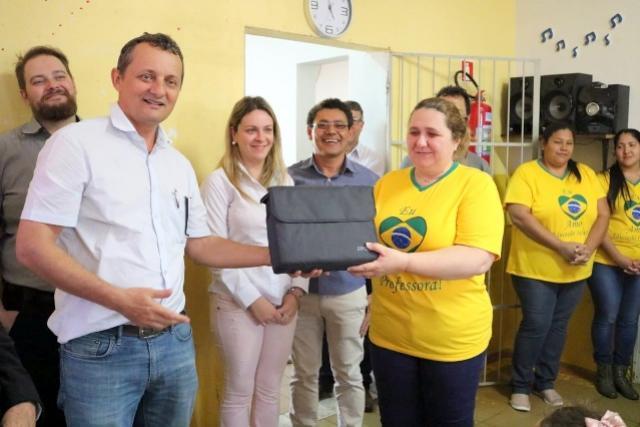 Obra de reforma e ampliação do Centro de Educação infantil Rotary terá 354 mil reais em investimentos