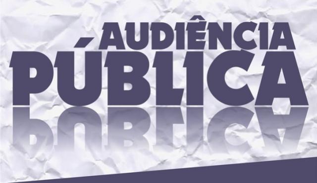 Audiência Pública referente a Avaliação de Metas e Prestação de Contas da Secretaria de Saúde será dia 25