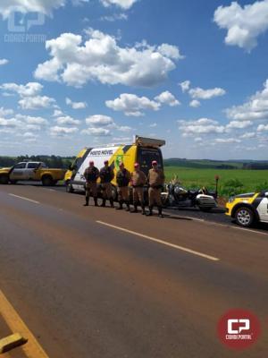 Durante feriado da Proclamação da República, rodovias estaduais tem queda de 43,6% nos acidentes de trânsito