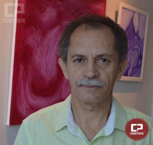 Artista Plástico Davi Faustino realiza exposição internacional em Dubai nesta terça, 19
