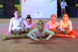 Festival de Ginástica Rítmica emociona público presente com belíssimas apresentações