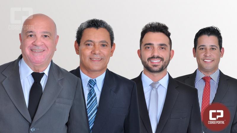 Tenente Martins é eleito Presidente da Câmara para o Biênio 2019/2020