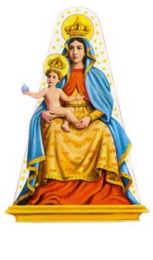 Novena em Honra e Louvor a Nossa Senhora das Candeias - 61 Anos de Luz