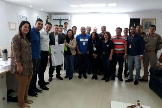 Reunião definiu data da realização do Programa Paraná Cidadão em Goioerê