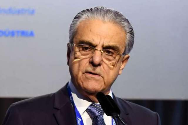 Presidente da CNI é preso em investigação sobre corrupção no Sistema S