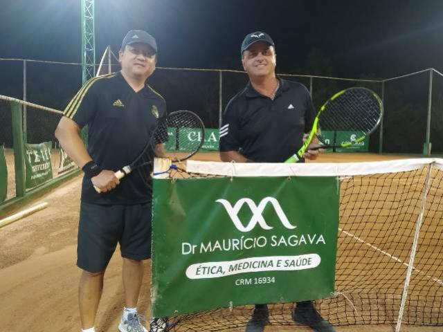 Torneio Dr. Maurício Sagava de Tênis movimenta mais de 100 competidores em Goioerê