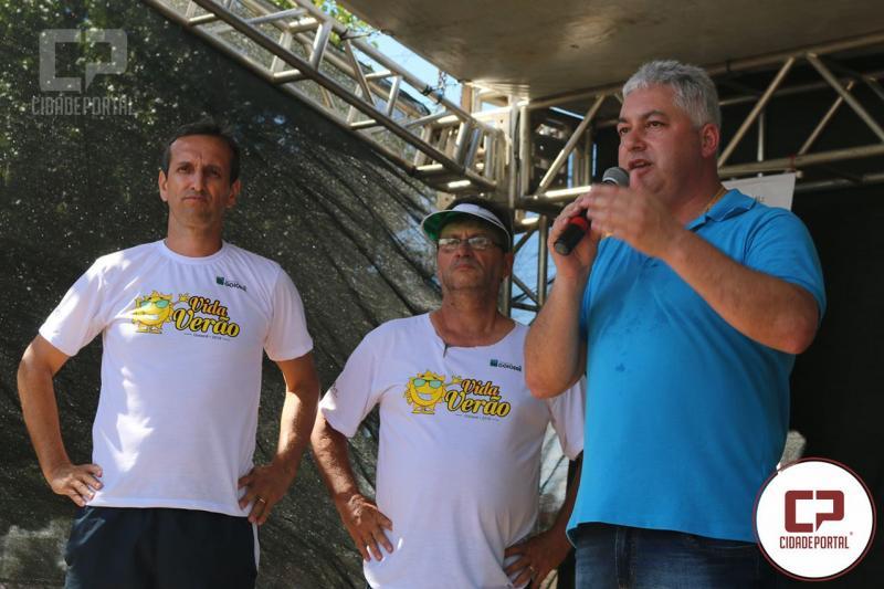 Arena Multiuso Esportiva é sucesso no Vida Verão 2018