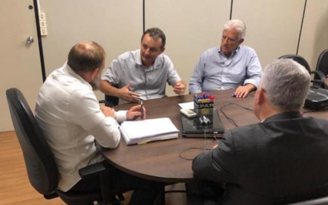 Na capital, lideranças políticas pedem permanência de delegado em Goioerê