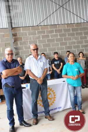 Rotary Club Goioerê entrega dois Projetos Globais em prol da UOPECCAN e ATA