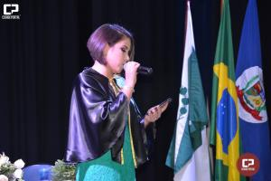 Solenidade para instalação da Academia de Letras em Mamborê aconteceu segunda-feira, 16