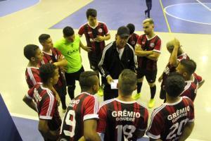 Goioerê Futsal estreia com vitória na primeira rodada da Copa Mariluz Futsal