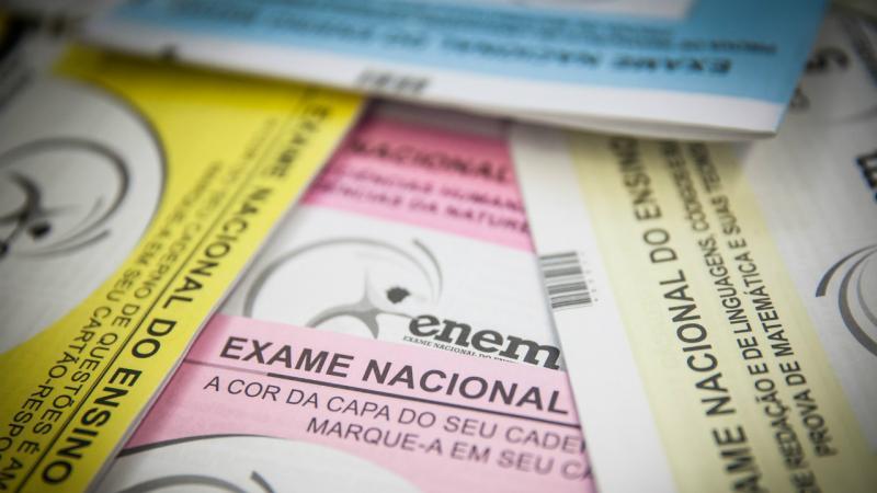 Inscrições para as vagas remanescentes para candidatos do ENEM encerra-se nesta terça-feira, 20