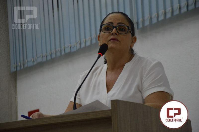 Ivonete Avelina da Rocha se despede como vereadora mas já deixa saudades