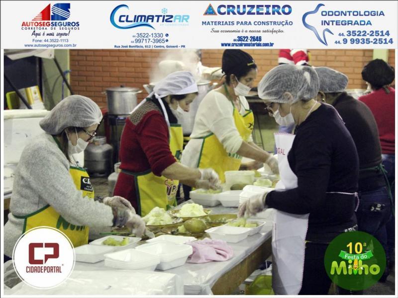 Fotos da Festa do Milho deste sábado, 19 em Goioerê