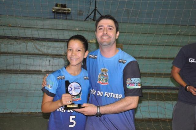 Voleibol de Juranda conquista 2ª etapa e assume liderança da Copa Talentos em Ação