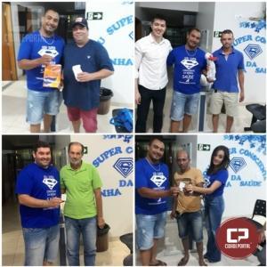 Secretaria de saúde de Quarto Centenário realiza atividades voltadas ao Novembro Azul