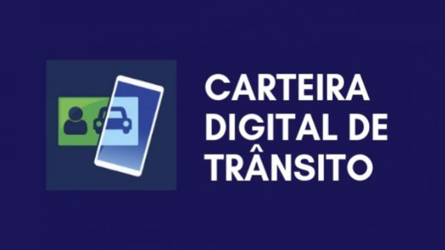 Recall e aviso de vencimento agora na Carteira Digital de Trânsito
