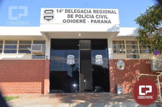 Promotoria de Justiça de Goioerê e Polícia Militar realizam operação contra o tráfico