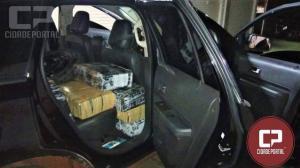 Mais de 500 kg de maconha são apreendidos pela polícia militar do 7º BPM no Paraná
