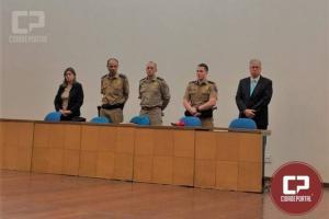 19 Policiais do Batalhão de Polícia Rodoviária 3ª Cia de Cascavel foram promovidos