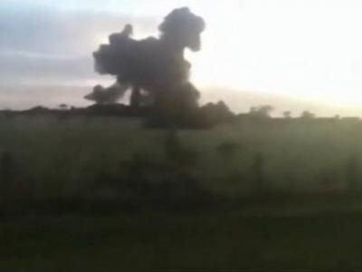 Queda de avião cargueiro mata cinco pessoas na Colômbia