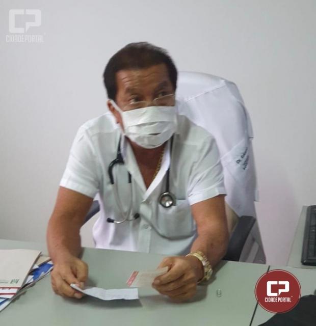 CORONAVÍRUS: Dicas de saúde com Dr. Eduardo M. Otani