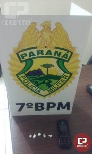 Policiais do 7º BPM apreendem drogas, recuperam veículos e efetuam prisões durante o fim de semana