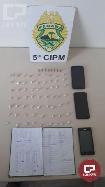 PM prende homem e apreende dois adolescentes em Cianorte