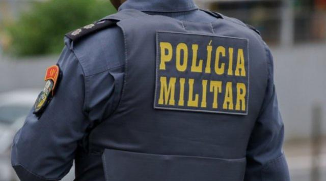 PM de folga salva vida de bebê de 3 meses que estava engasgado em Cruzeiro do Oeste