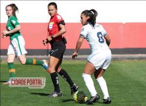 Arbitra Goioerense Edina Alves esta escalada para o jogo série A - Fluminense x Corinthians - domingo,23