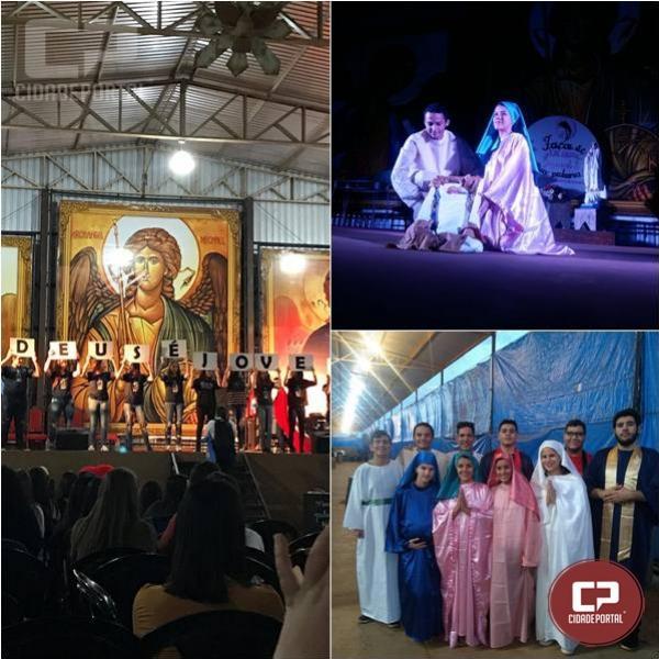 Neste domingo, 21, JAM de Goioerê participou da Jornada Diocesana da Juventude