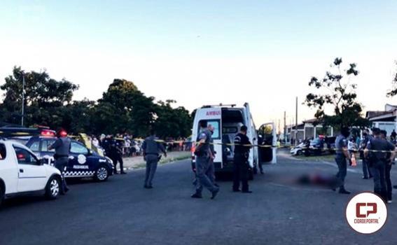 Goioerense morre após matar vizinha com escapamento de moto em Arthur Nogueira - SP