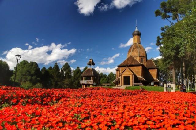 Primavera começa ensolarada em quase todo o Paraná