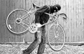 Após furtar bicicleta acabou preso pela PM e confessa que iria trocar por drogas