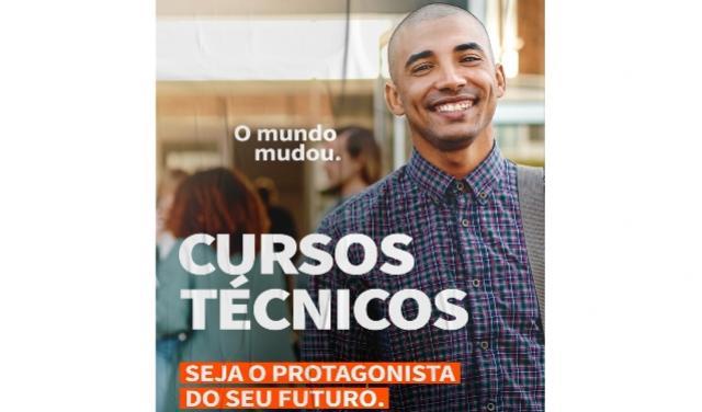 Senac Campo Mourão está com matriculas abertas para 4 turmas de Cursos Técnicos