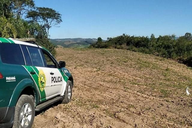 Polícia Ambiental e IAT localizam 406 hectares desmatados no Centro-Sul e aplicam R$ 4,2 milhões em multas