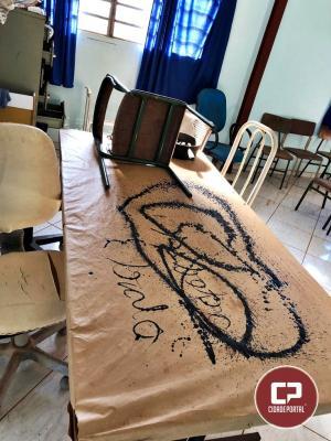 ATA de Goioerê foi alvo de furtos e vandalismo neste fim de semana