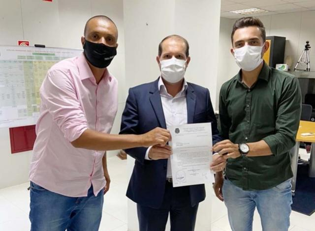 Vereadores Patrik Peloi e Fabiano Barboza asseguram R$ 1 milhão para Goioerê