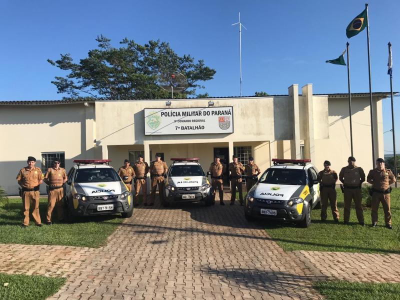 Polícia Militar lança Operação Tiradentes em todo Estado e o 7º BPM em Cruzeiro do Oeste