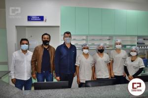 Governador Ratinho Junior confirma visita na UTI em Goioerê nesta quinta-feira, 25