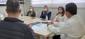Prefeito assina Ordem de Serviço para reparos e melhorias no prédio do futuro asilo de Goioerê