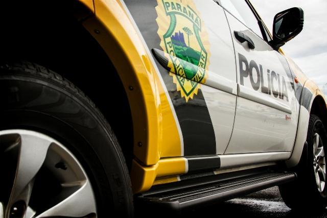 Polícia Militar encaminha duas pessoas para a Delegacia após crime em Goioerê