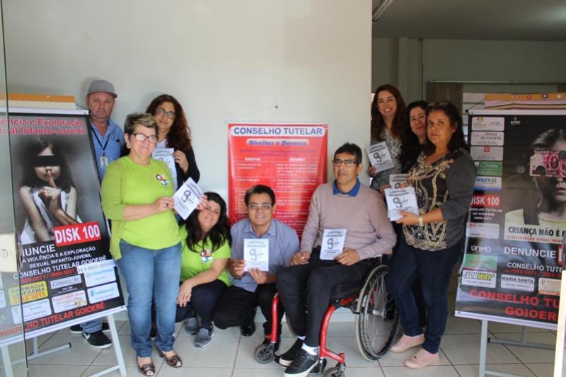 Conselho Tutela lança Cartilha Informativa em Escolas de Goioerê