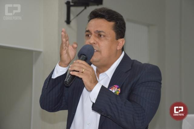 Prefeito eleito Betinho Lima testa positivo para Covid-19