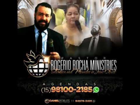 Igreja Quadrangular realiza o evento Cruzada de Operação, Milagres e Revelações com o Pastor Rogerio Rocha